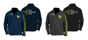 PV XC Mens Pullover Color Options