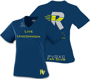 PV Ladies Wicking Tee