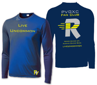 PV Long Sleeve Wicking Tee