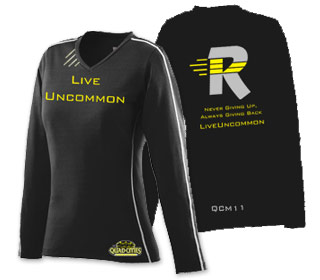 Quad City Marathon Ladies Power Jersey